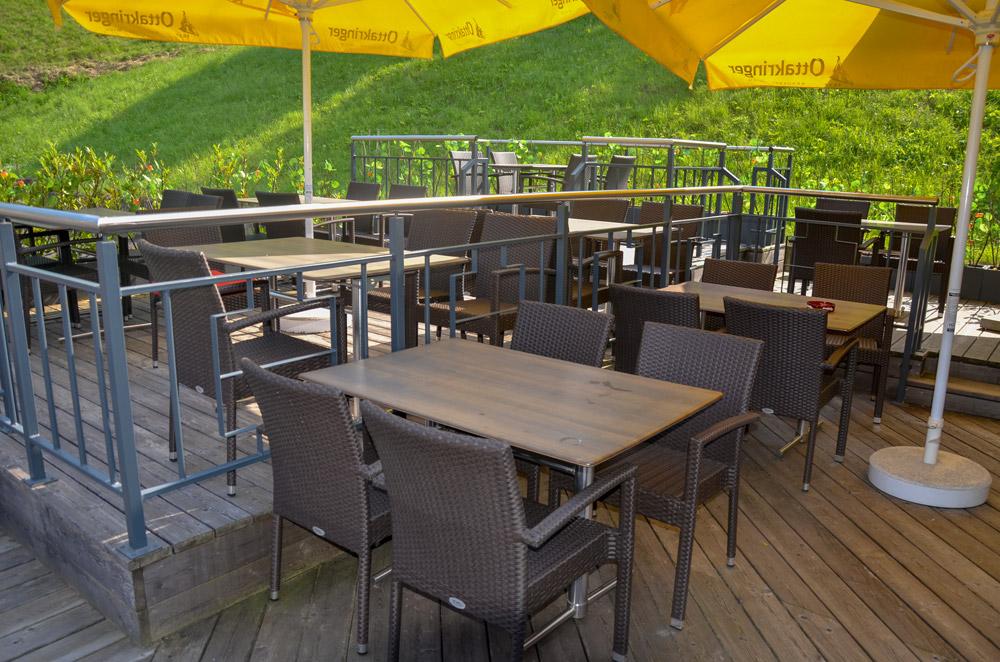 C&C Restaurant Gastgarten