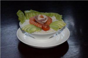 C&C Restaurant Speisen Sashimi