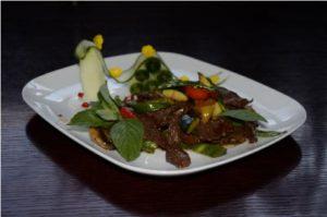 C&C Restaurant Speisen Rindfleisch