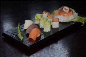 C&C Restaurant Speisen Sushi